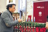 Turkey's Jewish community wraps up Hanukkah holiday