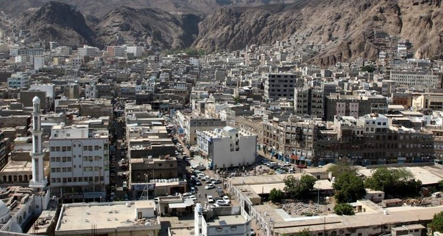 A view of the downtown of the port city of Aden, Yemen October 31, 2019. REUTERS/Fawaz Salman