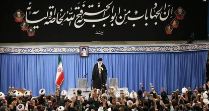 When leaders like Khamenei threaten war, they put their own lives on the line