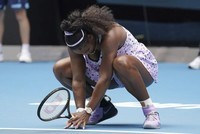 Wang Qiang stuns Serena Williams in 3rd round of Australian Open