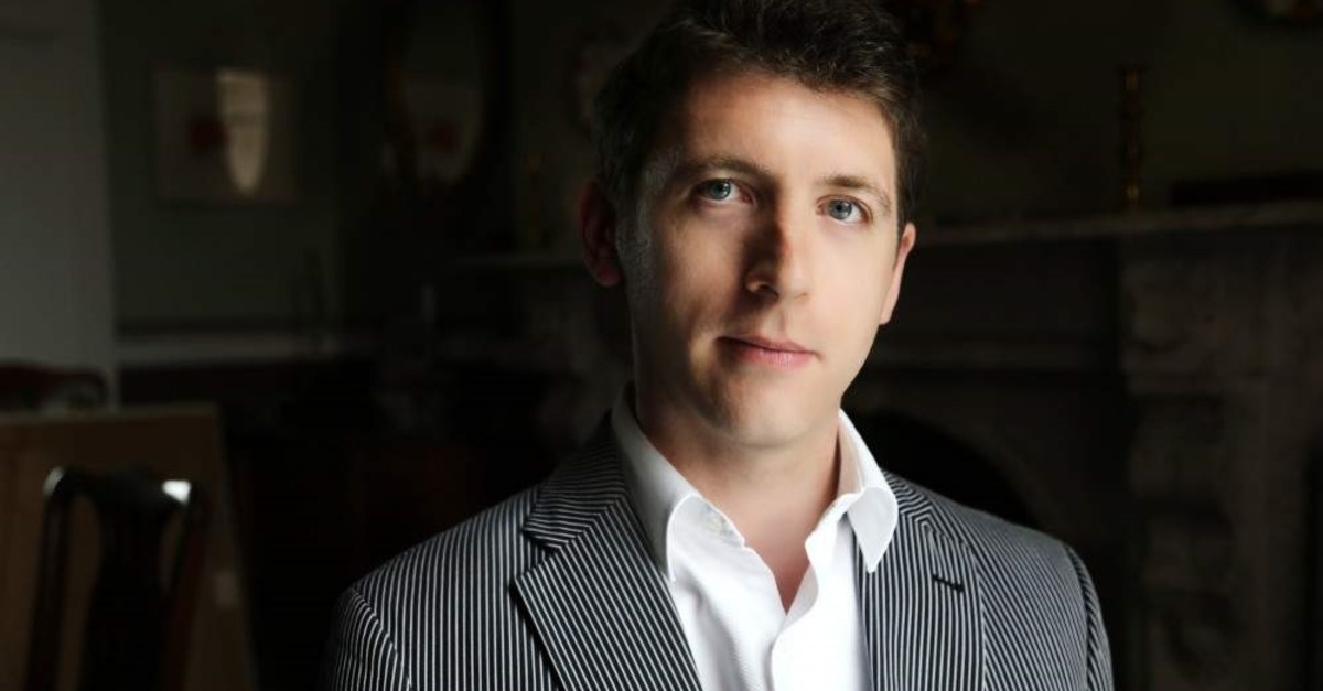 Irish virtuoso Finghin Collins is a juror at the Dublin International Piano Competition.