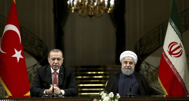 Iran's Rouhani to make official visit to Turkey