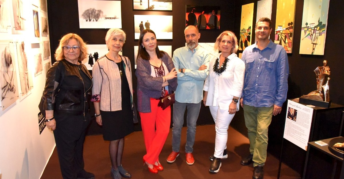 11 Turkish artists participated in this yearu2019s exhibition at th International Contemporary Arts Fair.