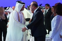 Gulf sanctions on Qatar 'unacceptable', FM Çavuşoğlu says at Doha Forum