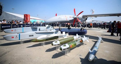 New aerial, naval, land systems to be delivered to Turkish defense forces in 2020
