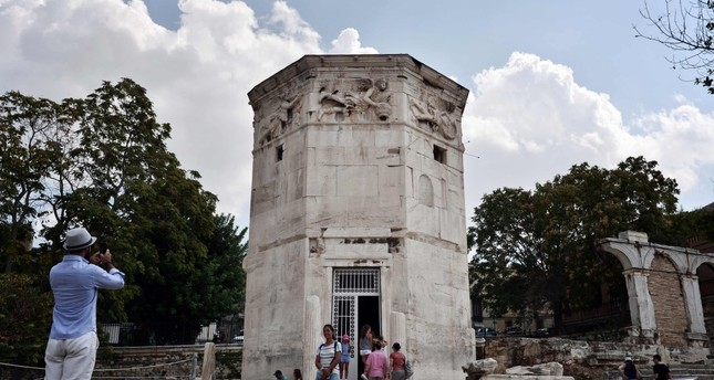 World's first weather station opens to visitors in Athens