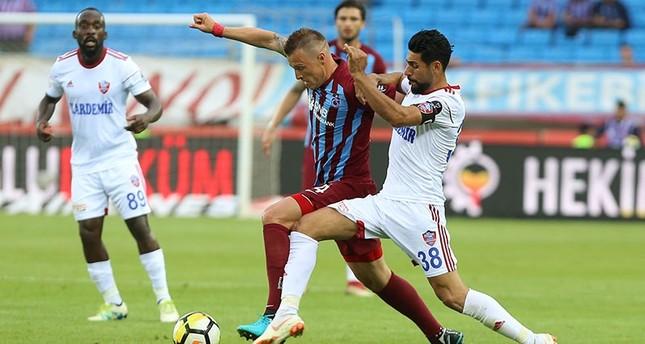 طرابزون ينهي الدوري التركي بفوز على كارابوك