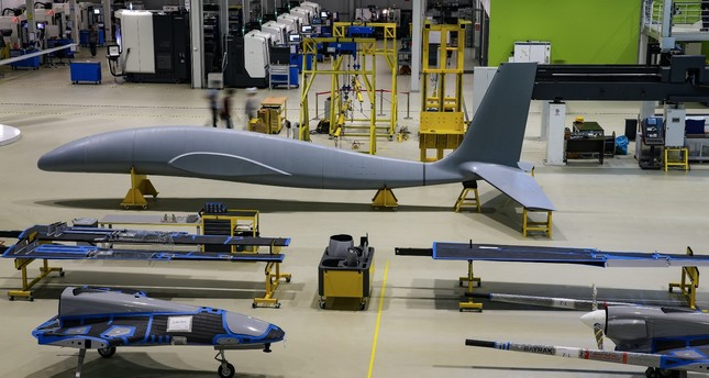 Baykar Makina is also involved in the production of Turkey's armed drones.