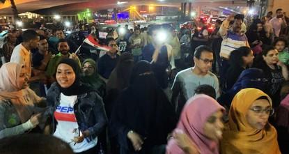 Ägypten: Proteste in mehreren Städten gegen Sisi