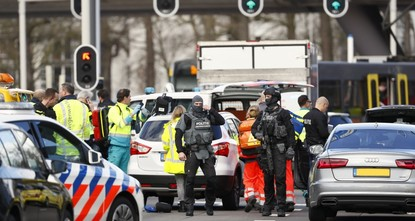 3 killed, several hurt in Netherlands 'terror attack'