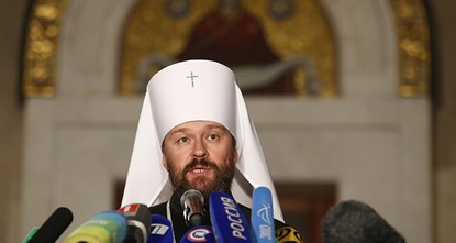 Russian Orthodox Church breaks ties with Istanbul