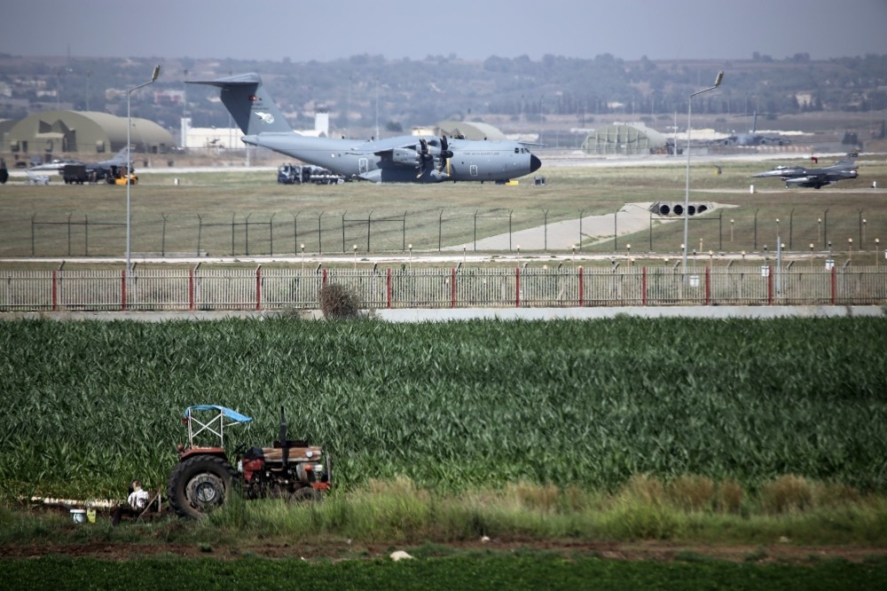 The u0130ncirlik Air Base in Adana has become the focal point of furious public outcry and there are many calls for its shutdown in the wake of sanctions imposed by the U.S. on its NATO ally, Turkey.