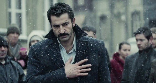 Karadayı, a prominent TV series