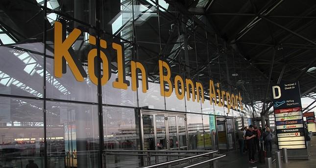 Kölner Flughafen: Reisender in Eile sorgt für Großalarm