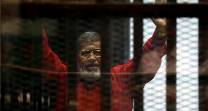 pIn Ägypten hat ein Berufungsgericht die Haftstrafe für Ex-Präsident Mohammed Mursi wegen des Vorwurfs der Spionage für den Golfstaat Katar auf 25 Jahre reduziert. Damit sei der Fall in der letzten...