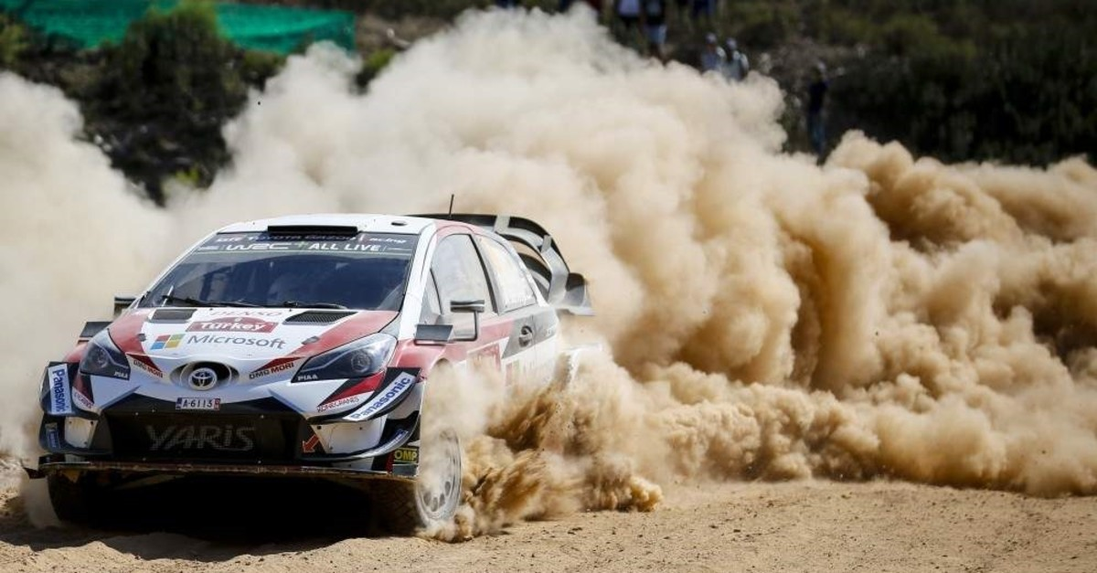 In a surprise move, Tanak quit Toyota to join Neuville at the Korean carmaker Hyundai. (AA Photo)