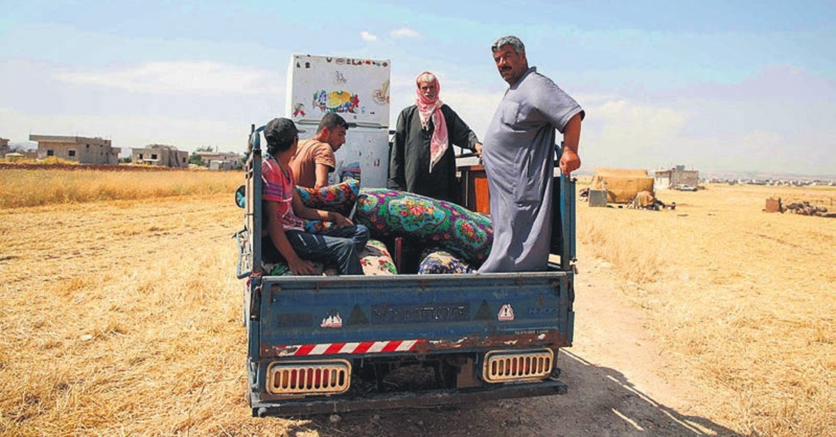 The spike in violence in and around Idlib province has killed hundreds of civilians, displaced 330,000 more, and sparked fears of one of the worst humanitarian disasters in the eight-year civil war, June 25, 2019.