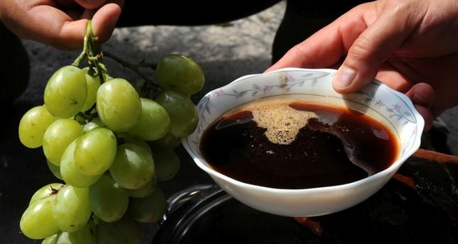دبس العنب.. الشفاء القادم من جبال طوروس