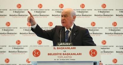 بهتشلي: إعادة الانتخابات المحلية في إسطنبول أمر حيوي
