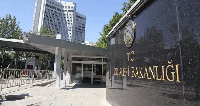 Turkish foreign ministry summons German envoy