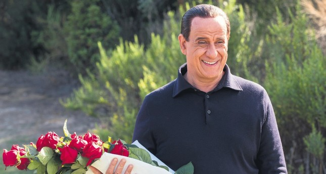 Toni Servillo plays Silvio Berlusconi in Loro.