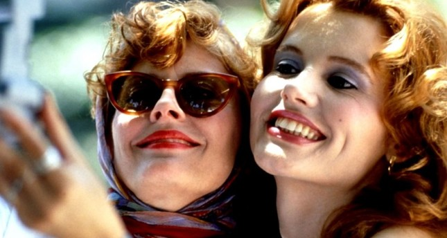 Thelma&Louise will be shown on March 8 Women's Day.