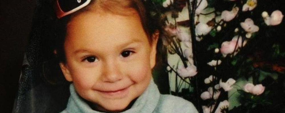 Houda Emma Kharat, when she was not more than a year old before she was kidnapped