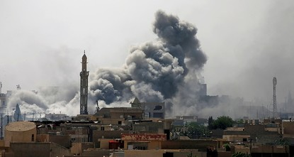 pOne of every five airstrikes in Iraq by the U.S.-led anti-Daesh coalition has resulted in a civilian death, according to the New York Times Thursday./p
