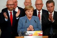 Bundeskanzlerin Angela Merkel will zum vierten Mal in Folge ein Regierungsbündnis unter ihrer Führung schmieden.