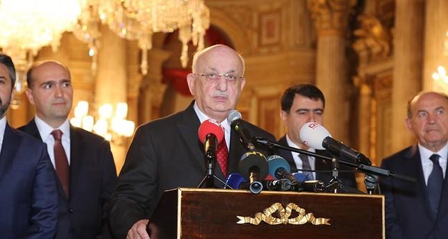 رئيس البرلمان التركي: أنقرة والرياض حجر الزاوية في العالم الإسلامي