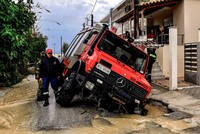 3 people missing after storm pounds Greece with heavy rain