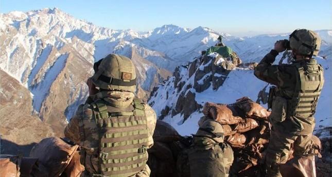 Turkey neutralized 124 terrorists in November, interior ministry says