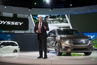 Honda recalls Odyssey minivans because doors can open unexpectedly