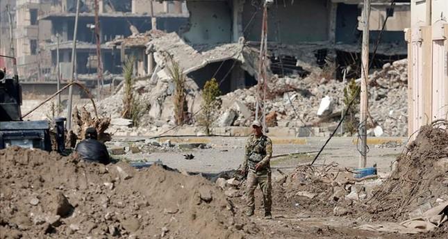 مقتل 33 شخصاً وإصابة آخرين إثر قصف جوي بالخطأ غربي الموصل