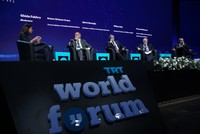 Europe, world order focus of int'l forum in Istanbul