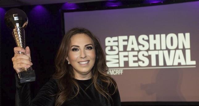 Turkish fashion designer hailed as Britain's best