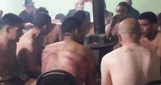 Greek police beat migrants at border, send them back to Turkey naked, locals say