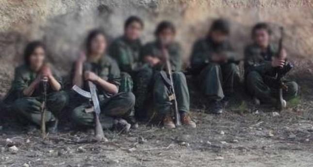 Militant reveals YPG's exploitation of children