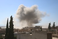 Regime airstrikes kill 30 civilians in northern Syria: monitor