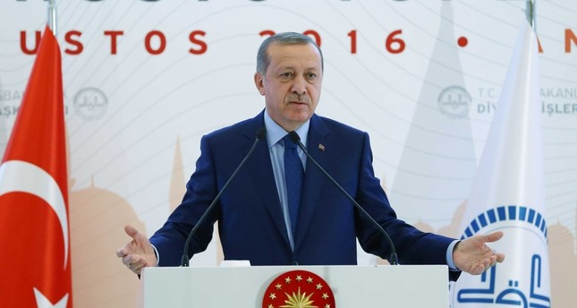 Erdoğan: FETÖ exploits religion, uses weapons for own hidden agenda