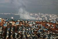 """Die türkischen Streitkräfte haben am Donnerstag im Rahmen der """"Operation Olivenzweig"""