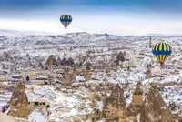 Cappadocia sees best January in a decade with over 123,000 tourists