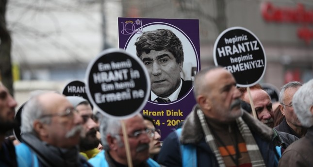 Hrant Dink remembered 12 years after assassination