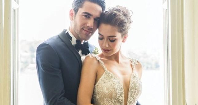 قادر دوغلو ونسليهان أتاغول يدخلان قفص الزوجية