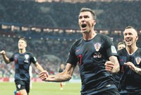 Croatia to forget fatigue as history beckons in World Cup final