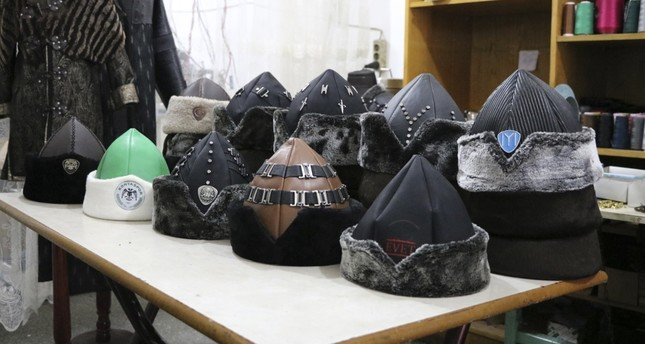 Turks in Europe show great interest in traditional 'börk'