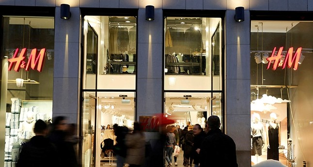 H&M launches new upmarket brand as first quarter profits dip slightly
