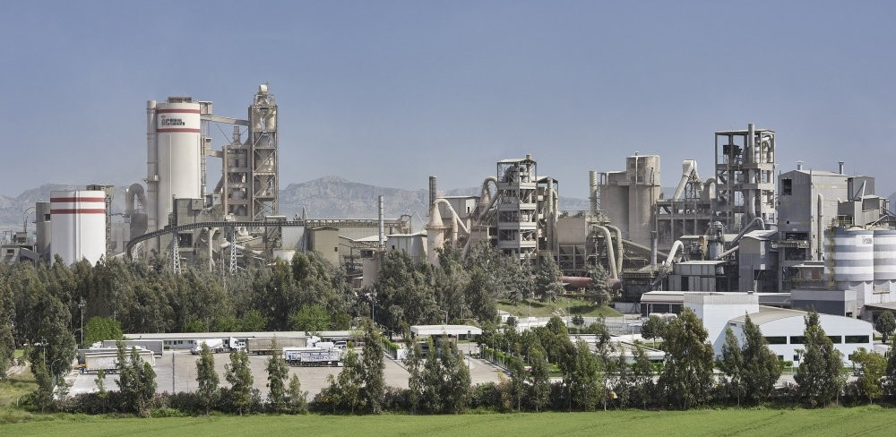 Oyak u00c7imento's plant in the southern province of Adana. Forty percent of the Turkish cement producer was acquired by Far Eastern Taiwan Cement Corporation (TCC) for an estimated $640 million last year.