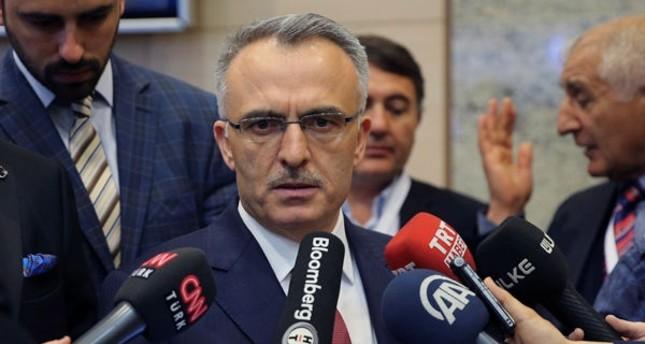 وزير المالية التركي: خفض معدلات التضخم أولويتنا القادمة