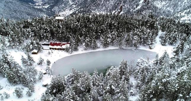 Enjoy nature, extreme sports at Lake Limni and Mount Zigana